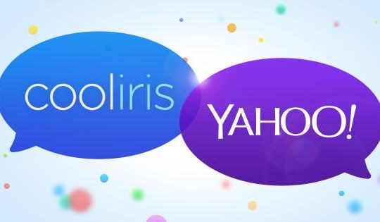 Cooliris yahoo
