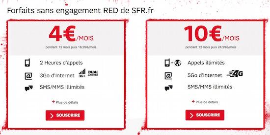 SFR RED