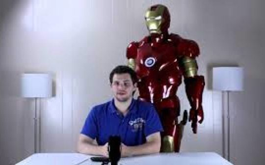iron man armure