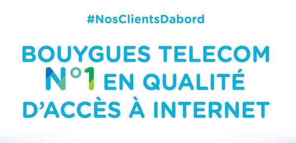Bouygues Telecom Publicite Internet Fixe