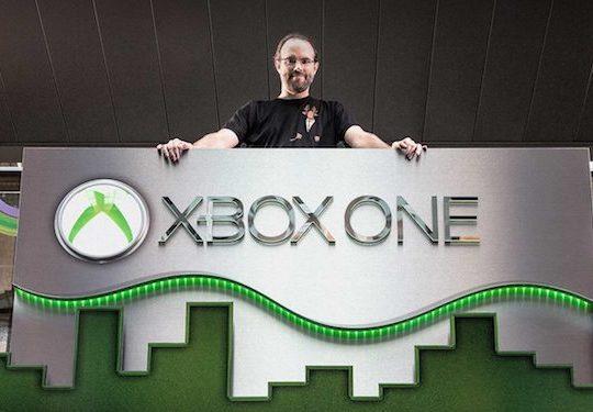 Boyd Multerer Xbox