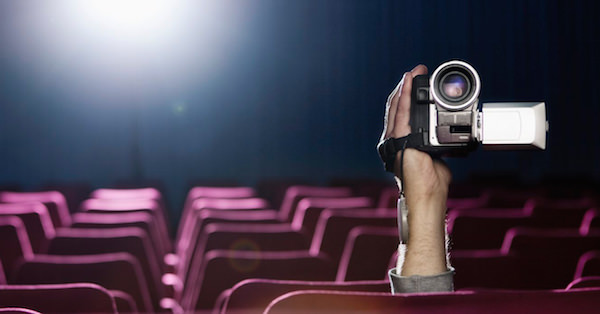 Camescope Cinema Piratage