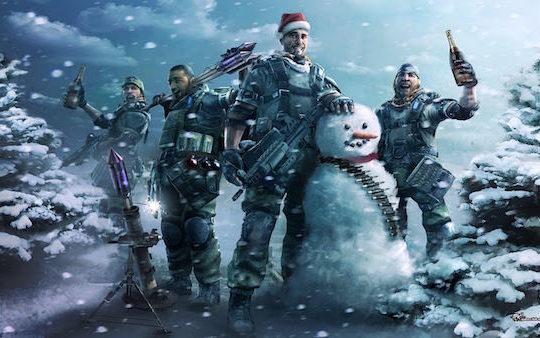 Christmas wallpaper 1