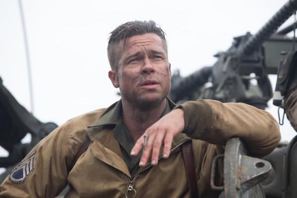Fury Film Brad Pitt