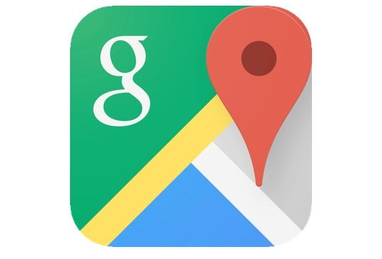 Google Maps Icone