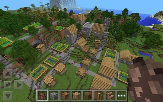 Minecraft Windows Phone
