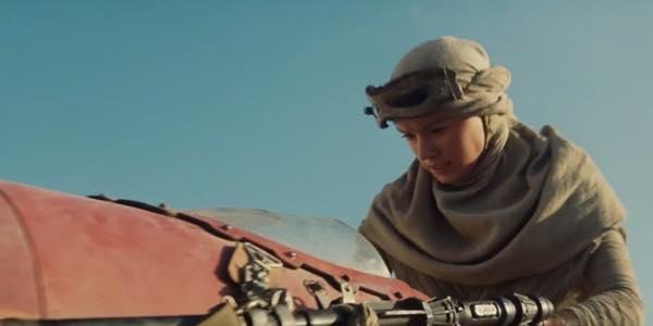 Star Wars VII Daisy Ridley