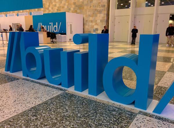 Build conf Microsoft