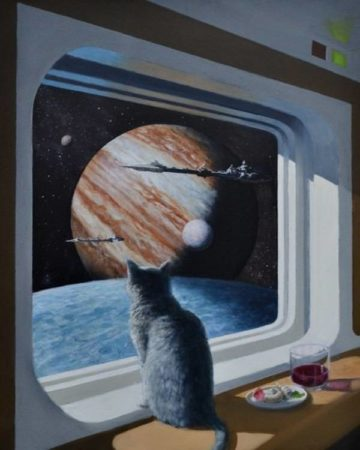 Chat Espace 8