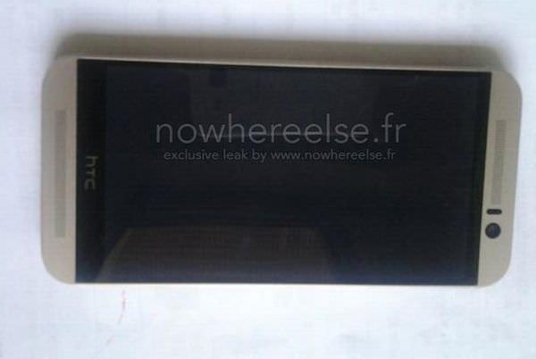 Fuite HTC One M9 2