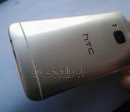 Fuite HTC One M9