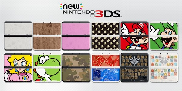 New Nintendo 3DS Coques