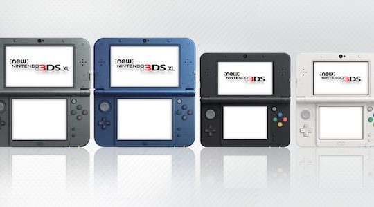 New Nintendo 3DS New Nintendo 3DS XL