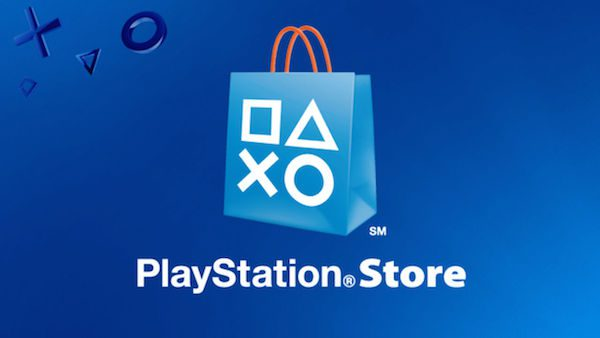 PlayStation Store 600x338