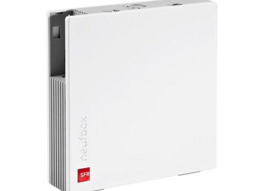 SFR Box ADSL