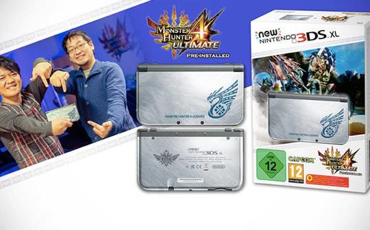 th_MH4 new nintendo 3DS XL