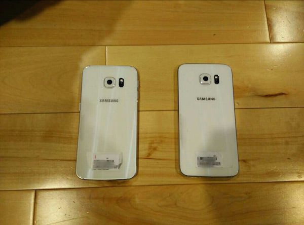 Fuite Galaxy S6 Edge 2