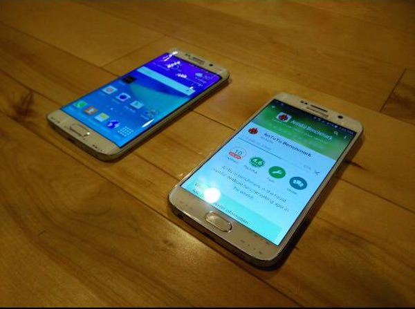 Fuite Galaxy S6 Edge