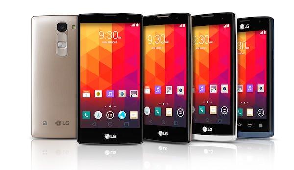 LG Magna Spirit Leon Joy