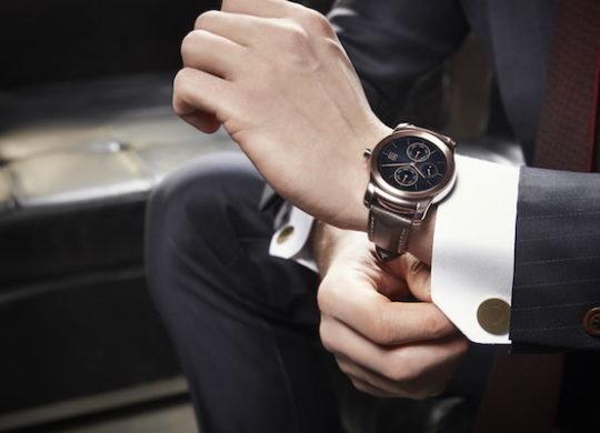 LG Watch Urbane Mannequin