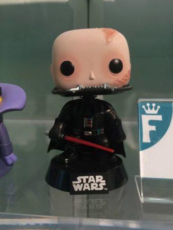 Pop Star Wars Dark Vader