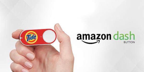 Amazon Dash Bouton