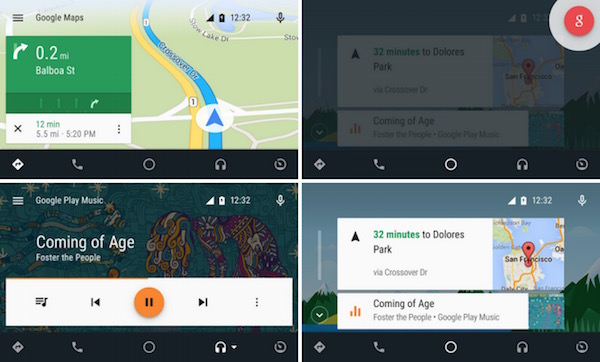 Android Auto Application Android