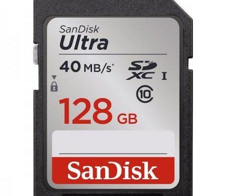 Carte-memoire-SDXC-SanDisk-Ultra-128-Go-450×450