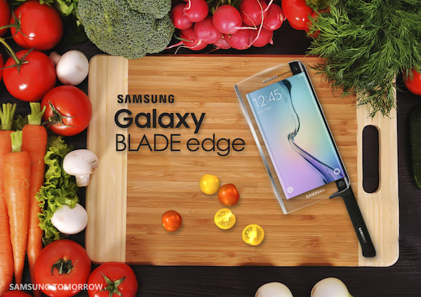 Galaxy Blade Edge Poisson Avril