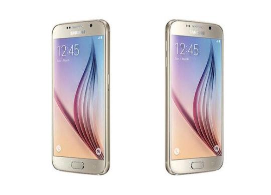 Galaxy S6 Officiel