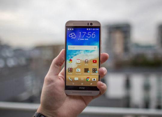 HTC One M9 Main