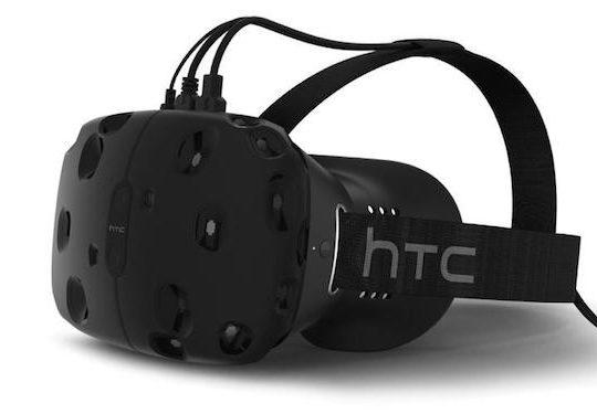 HTC Vive Casque Realite Virtuelle