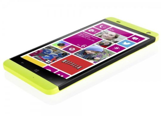 Kazam WindowsPhone