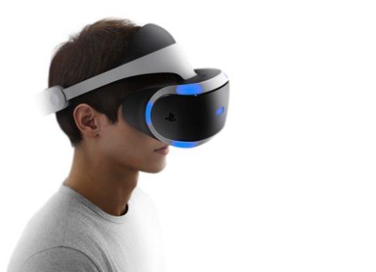 Morpheus Casque Realite Virtuelle