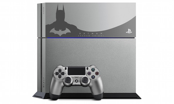 PlayStation 4 Edition Limitee Batman