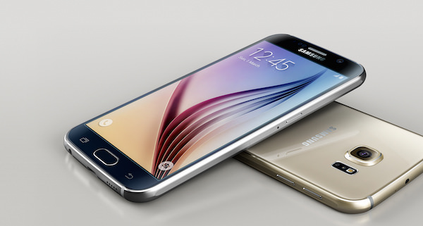 Samsung Galaxy S6 Avant Arriere