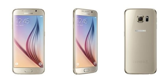Samsung Galaxy S6 Officiel