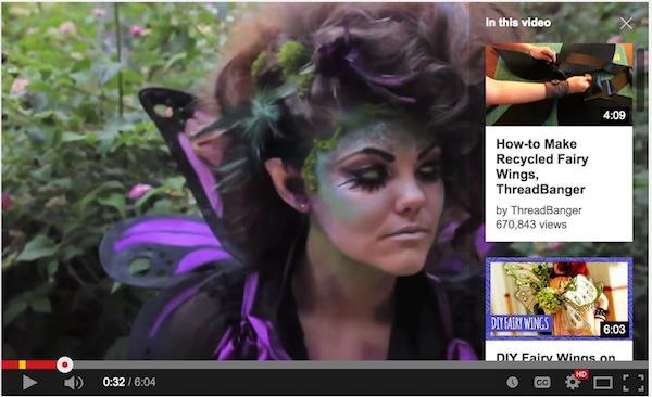 YouTube Cartes Interactives