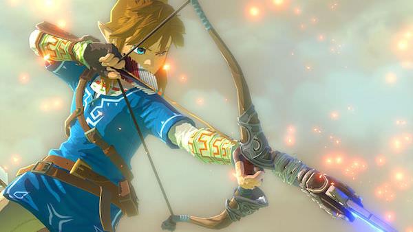 Zelda Wii U Link Arc