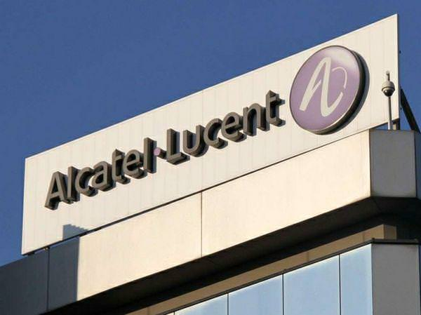 Alcatel-Lucent Batiment Logo