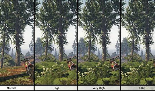 GTA 5 PC Comparaison Graphismes
