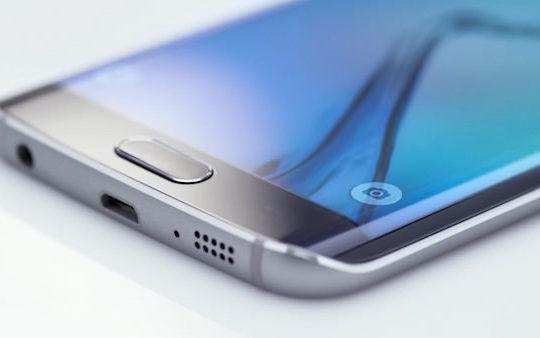 Galaxy S6 Edge Ecran Incurve