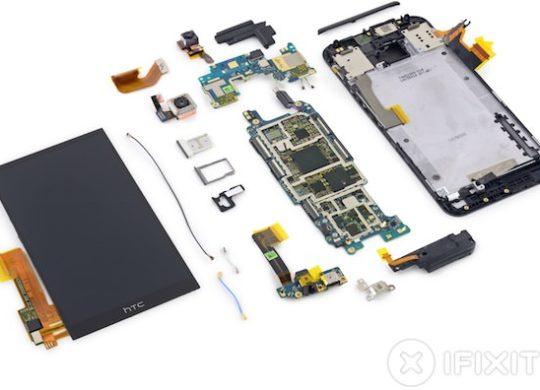 HTC One M9 Demontage