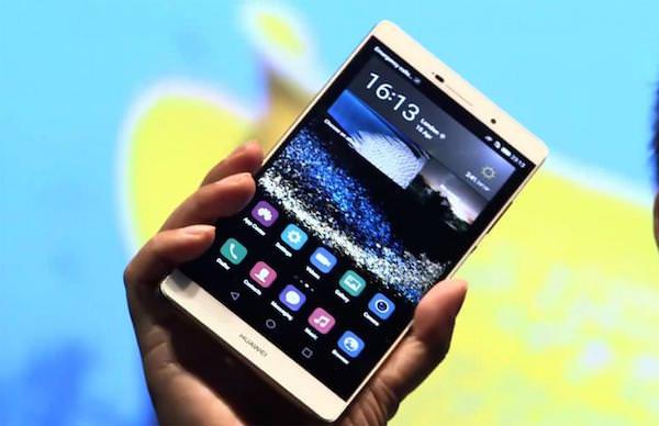 Huawei P8 Officiel