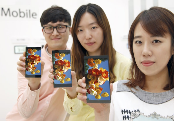 LG Ecran LG G4 QHD