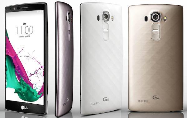 LG G4 Ceramique