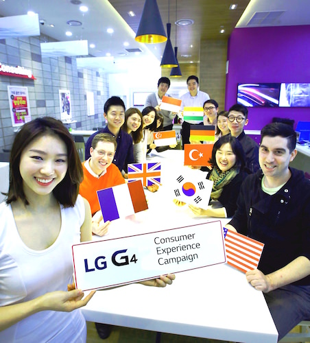 LG G4 Test Utilisateurs