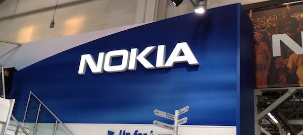 Nokia Logo Batiment