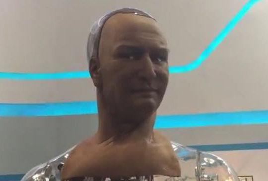 robot han