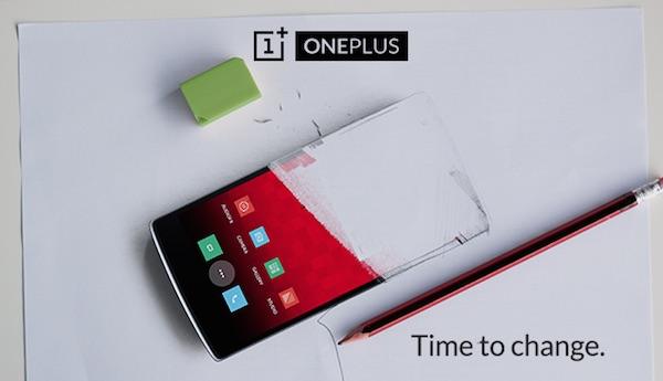 OnePlus Invitation 1er Juin 2015